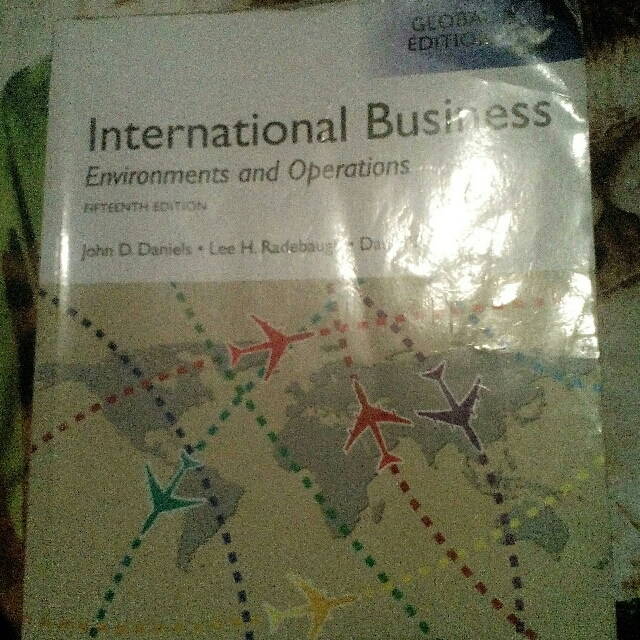 International Business Asli