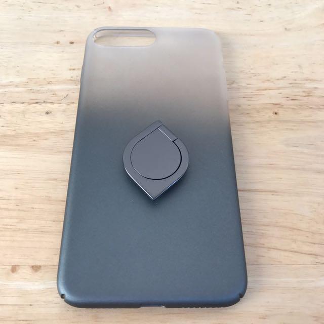 iPhone 7 Plus case (Grey)