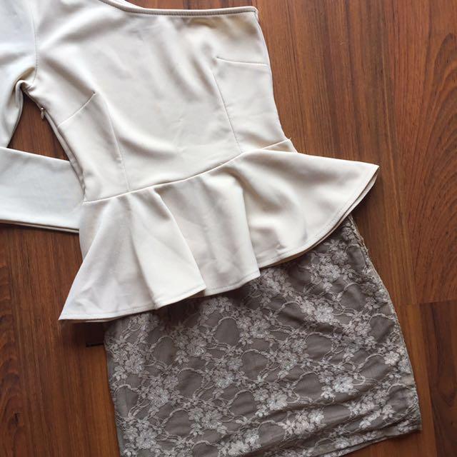 Iya Misa Lace Skirt