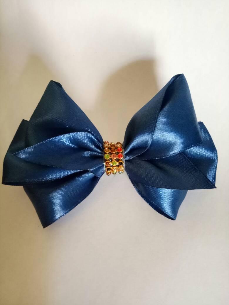 jepit Hairnet Navy Blue