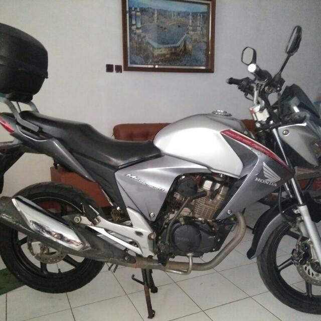 Jual Motor Honda Megapro Tahun 2012