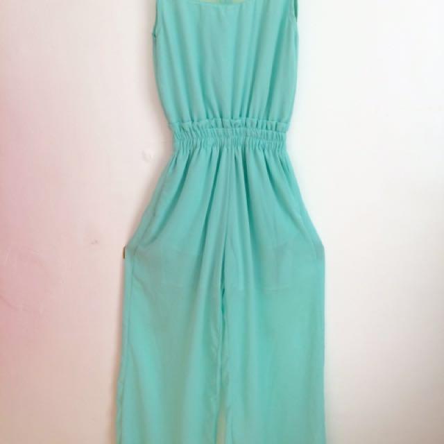 (REPRICED) Jumpsuit Dress