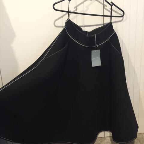 Karen Walker Midi Skirt