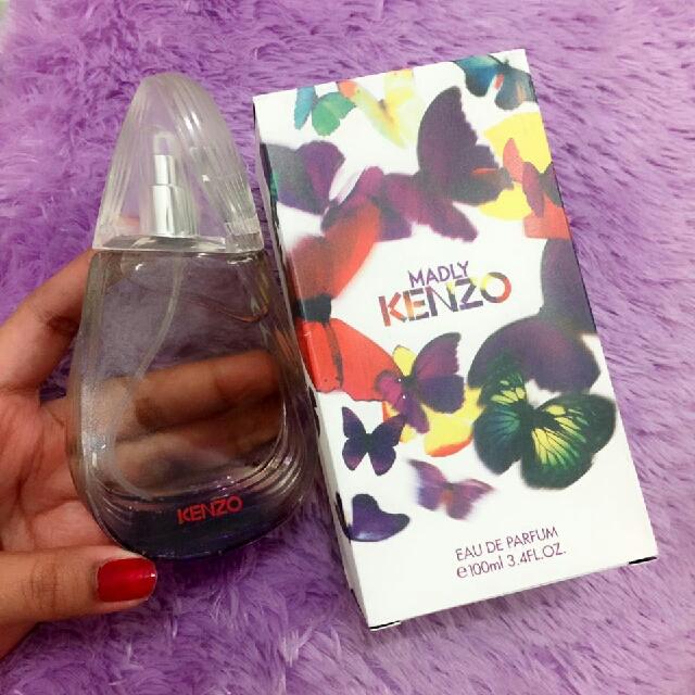 Care 100mlHealthamp; Edp Kenzo Parfum Madly BeautyPerfumesNail EHD92I