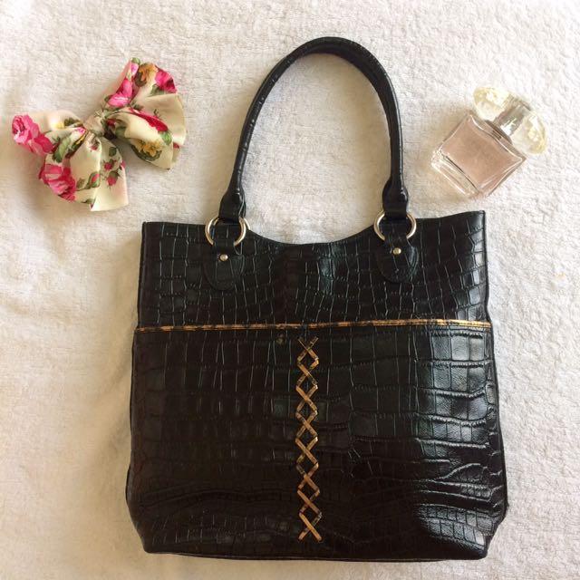 Korean Brand Leather Bag