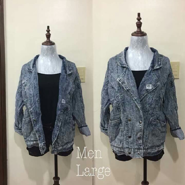 ladies' denim jackets