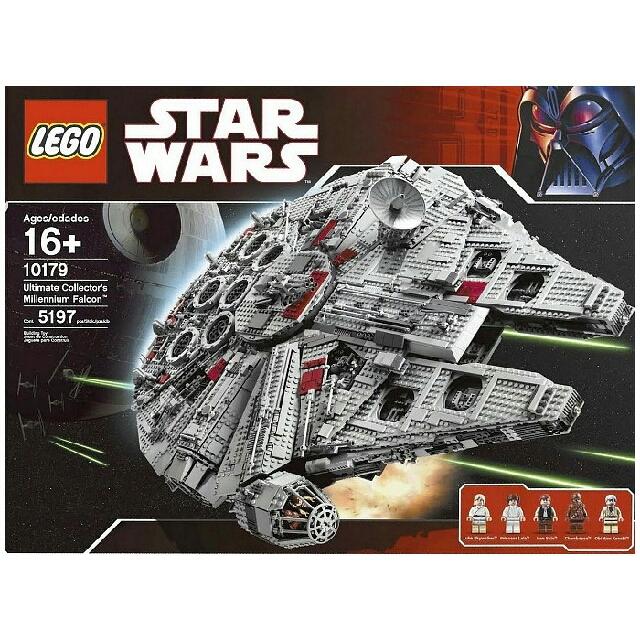 Lego 10179 Second Edition