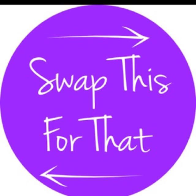 Like if you would love to swap any items from my page