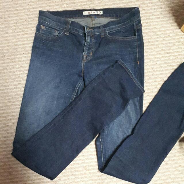 LIKE NEW -J Brand Jeans - Size 28