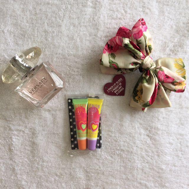 Lip Gloss Twin Pack