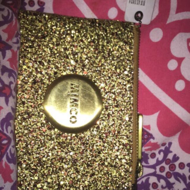 Little mimco pouch