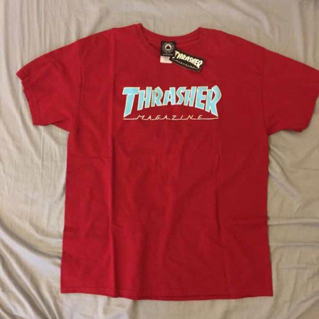全新L號THRASHER踢恤
