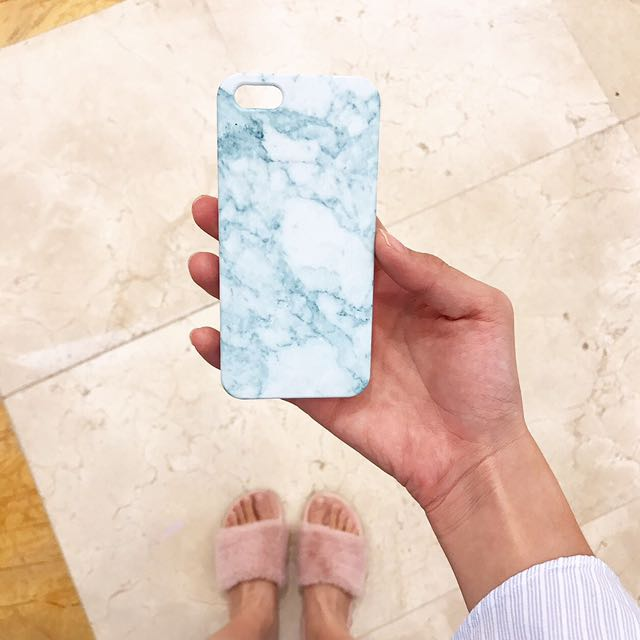 Marble case for iphone 5/5s