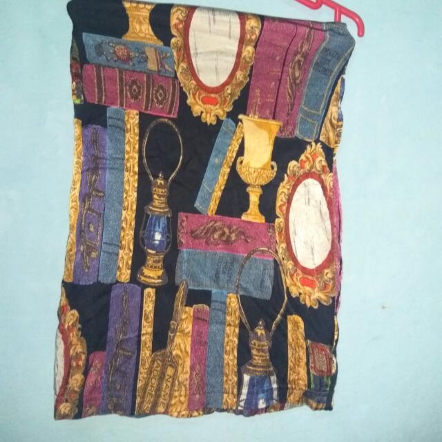 Mini skirt dari prancis #CarousellxShopBack