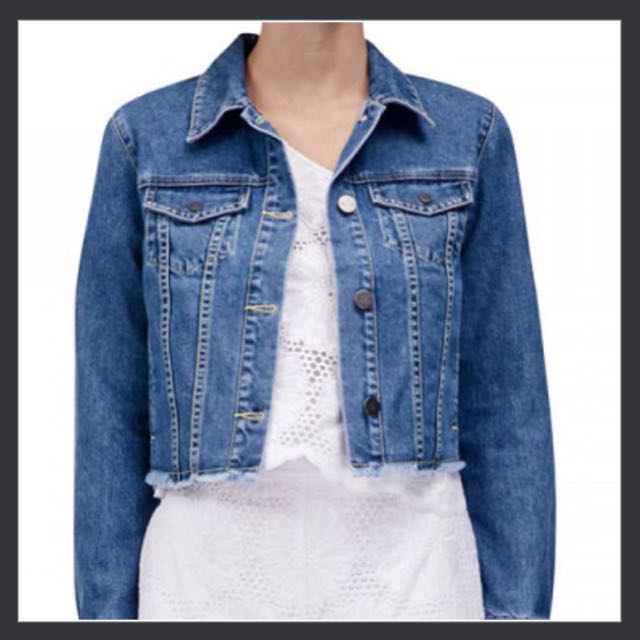 Nicholas Denim  Jacket