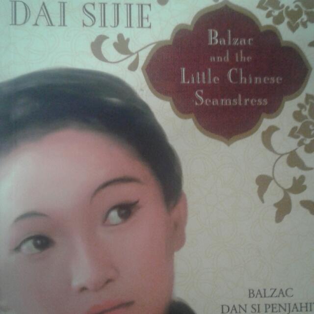 Novel Dai Sijie Balzac & Seammistress