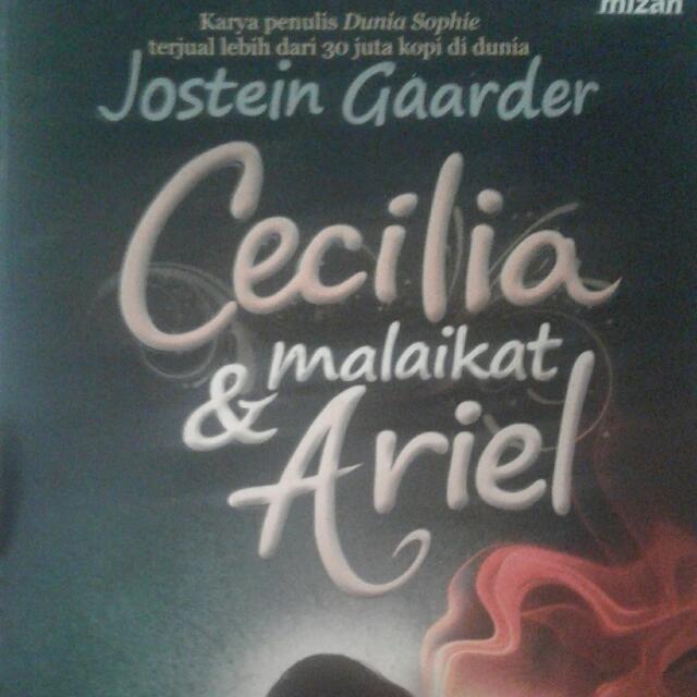 Novel Jostein Gardner