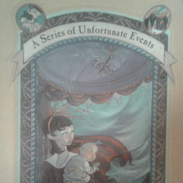 Novel Lemony Snicket Book 3