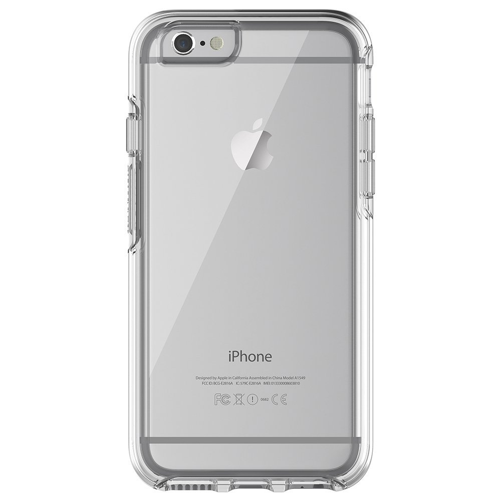 sports shoes 748c9 28351 Original OtterBox SYMMETRY CLEAR Case for iPhone 7 and iPhone 7 Plus