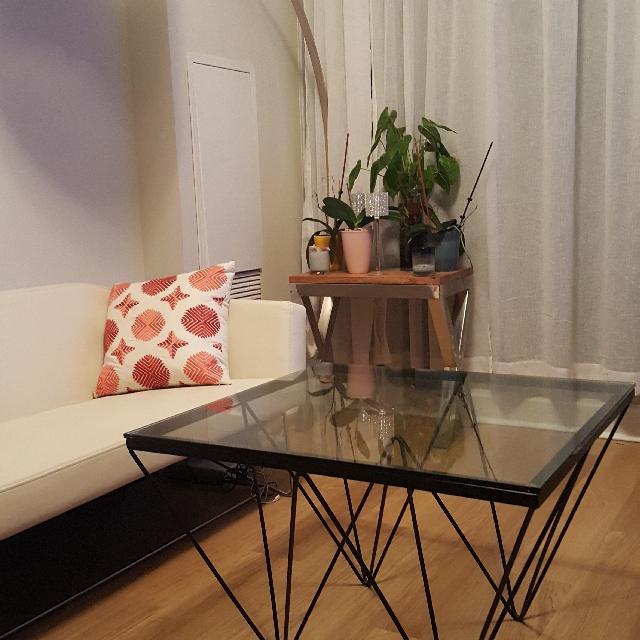 Paolo Piva Alanda style coffee table