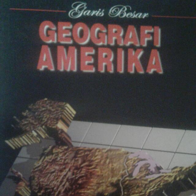 Pengetahuan Geografi Amerika