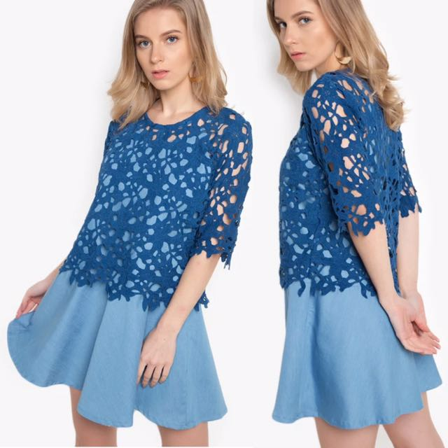 Plains and Prints Maurer Dress