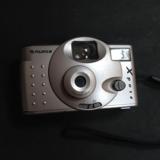 Pocket Kamera Analog Fujifilm Xpose