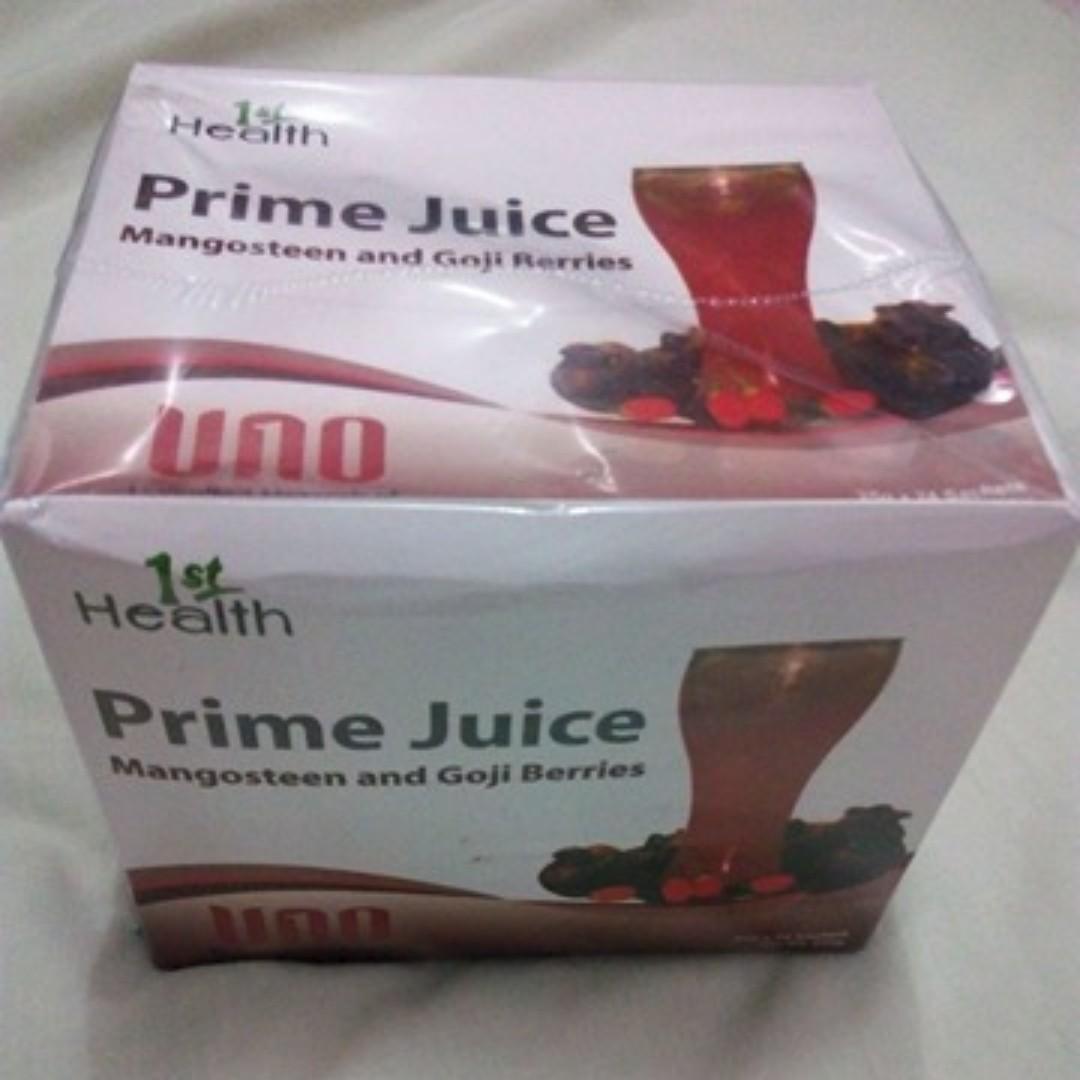 Prime Juice