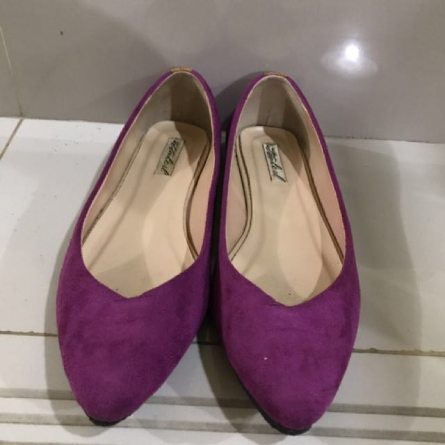 Purple Ittaherl ( gratis ongkir jkt only)