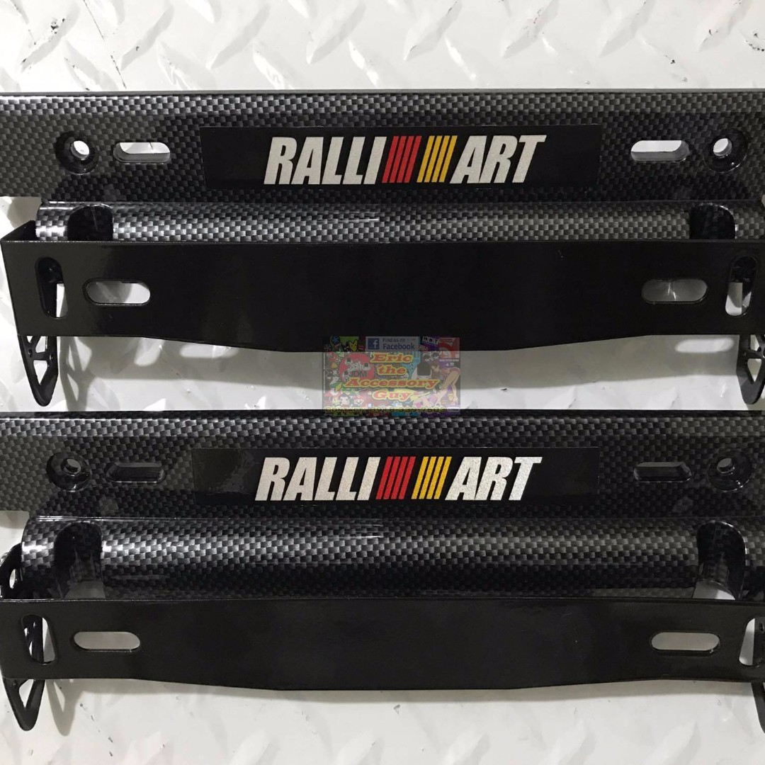 photo photo photo photo photo & RALLIART tilting plate holder Auto Accessories u0026 Others on Carousell