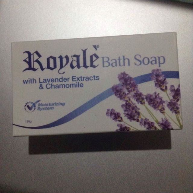 Royalè Bath Soap