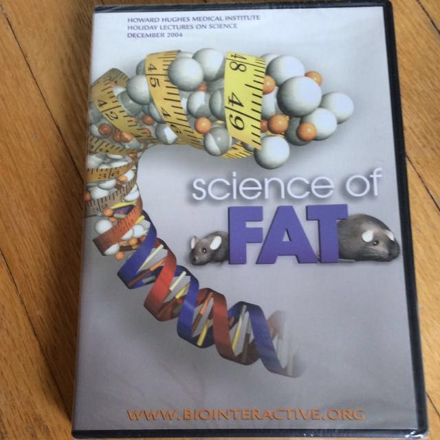 Science DVD: Science of Fat