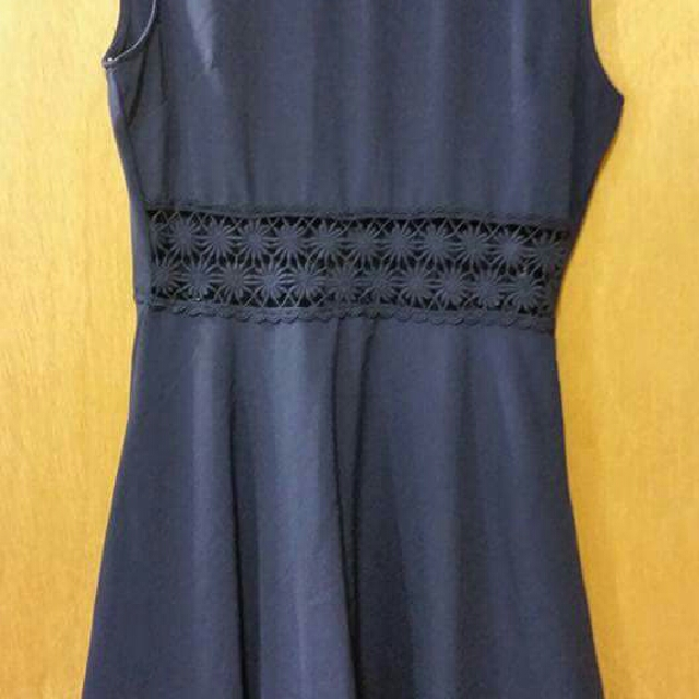 Small blue dress
