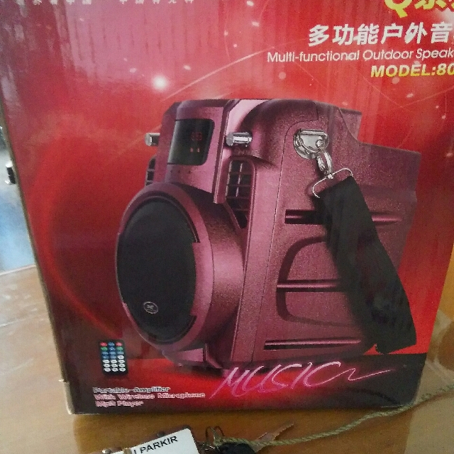 Speaker Portable Bluetooth