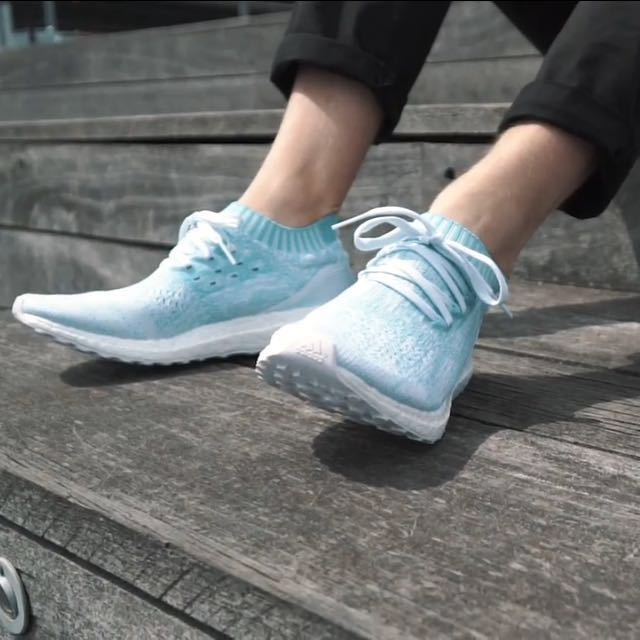 b3a35e6564a83 (STEAL) Adidas x Parley Ultra Boost Uncaged Ice Blue