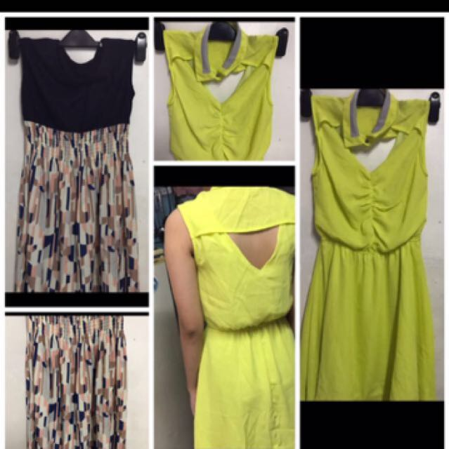 Super Sale Two Dress For 150!!