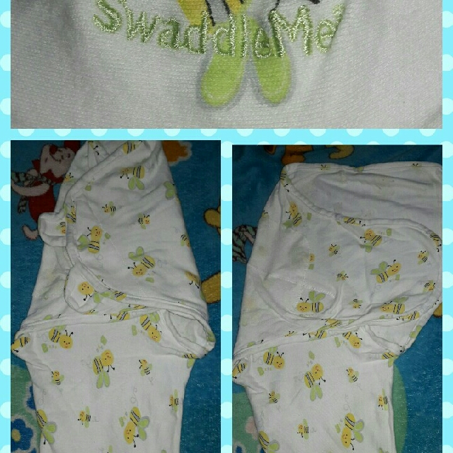 Swaddle Me (White)