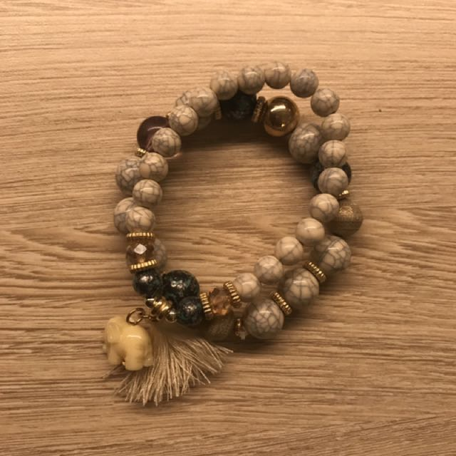 Thailand bracelets set