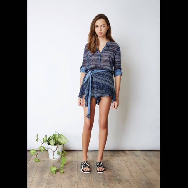 The Fifth Label Playsuit