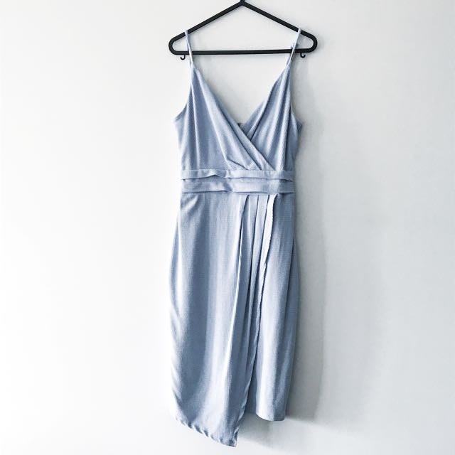 TOKITO DRESS pale blue, size 8