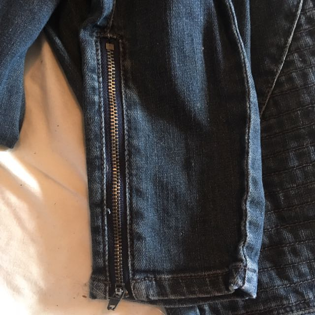 Urban Outfitters BDG Moto Jeans