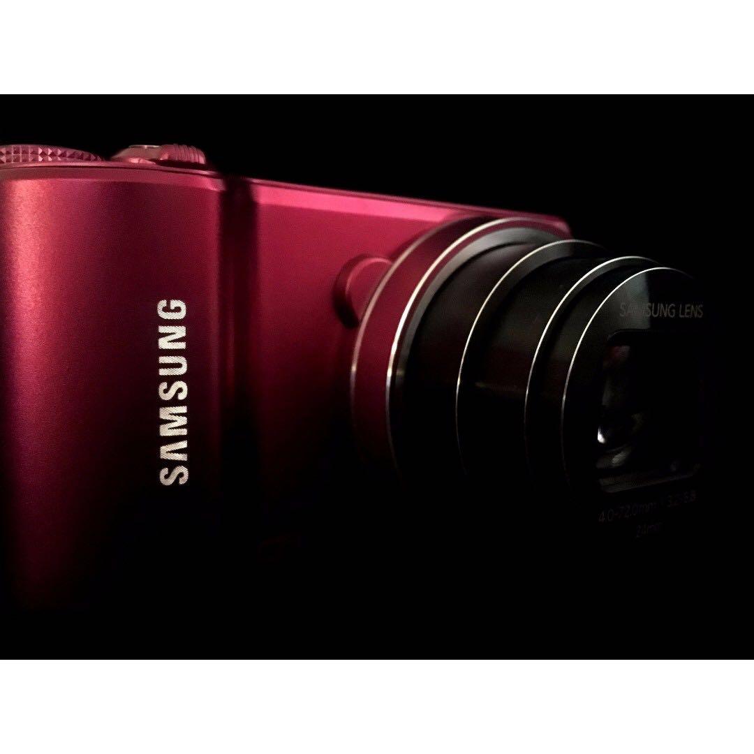 USED: Samsung WB250F Digital Smart Camera