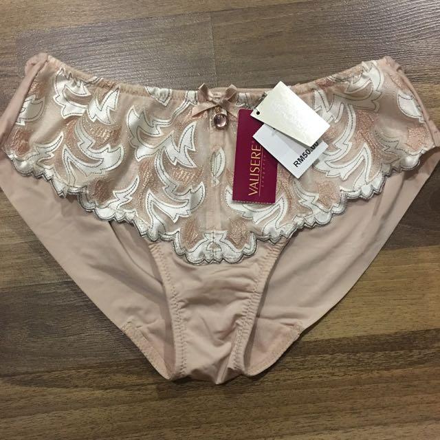 🆕Valisere Triumph panties with swarovski