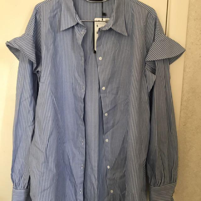 Zara - Button up shirt