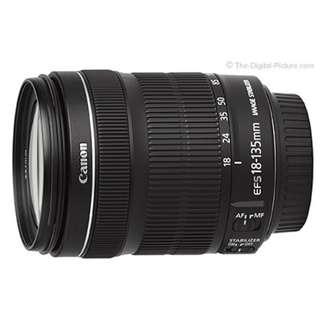 Canon Lens EF-S 18-135mm IS STM Kit