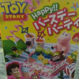 🚚 絕版 玩具總動員 食玩 盒玩 生日派對 巴斯光年