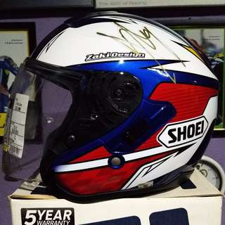 SHOEI J-Cruise Zulfahmi (ORIGINAL)
