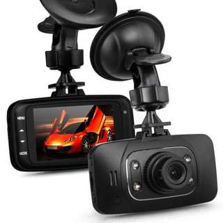 BLACKBOX Carcam GS8000 1080P DVR Vehicle Camera Video Recorder 全高清 Full-HD 車CAM CAR CAM 行車記錄儀 DVR 汽車 黑盒