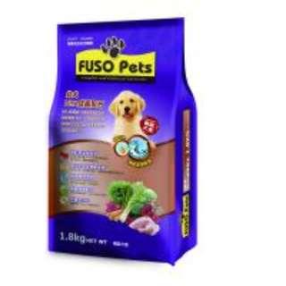 FUSO PETS 機能犬食-幼犬DHA成長 15kg