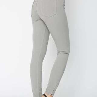 American Apparel High Waist Pants